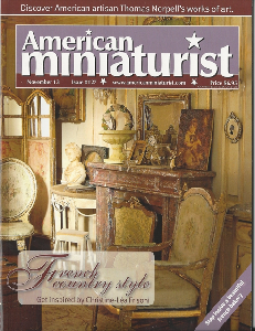 Revue American Miniaturist